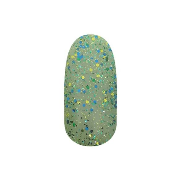 Gel Nail Polish - DN232 - Sparkling Waterworld