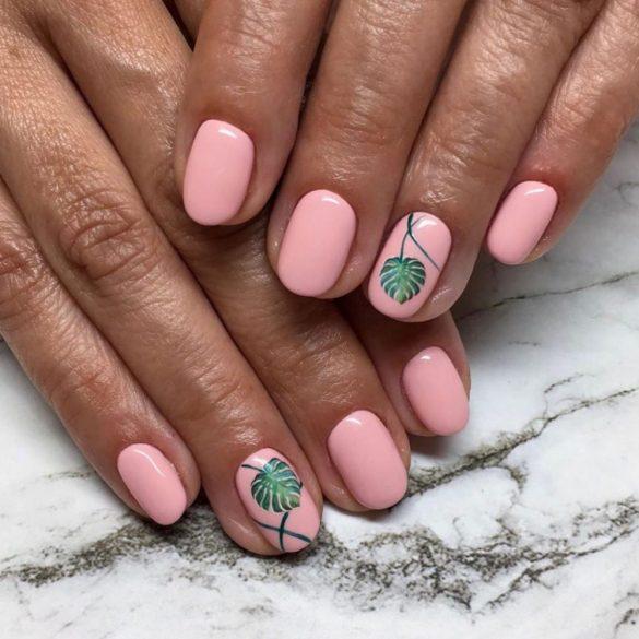 Gel Nail Polish - DN236 - Marshmallow