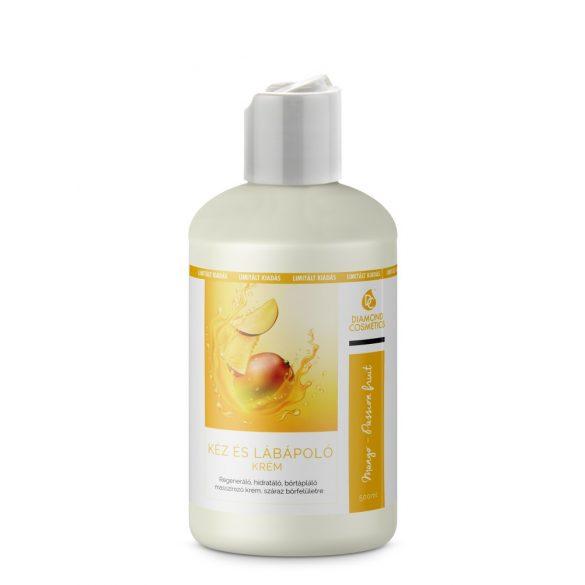 Hand and foot cream - Mango-Passion Fruit 500ml