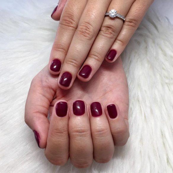 Gel Nail Polish - DN245 - Deluxe Cherry