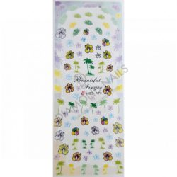 Nail art cute sheep stickers- HOT210