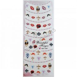 Nail art stickers- HOT257