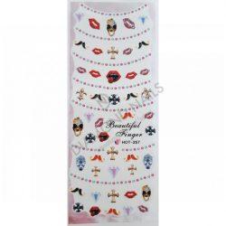 Nail art stickers- HOT257