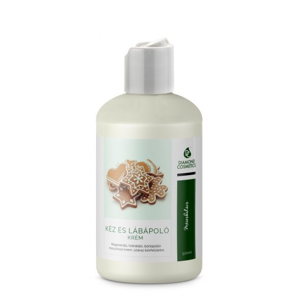Hand and foot cream - Gingerbread 500ml