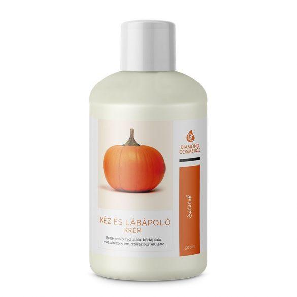 Hand and foot cream - Pumpkin 500 ml
