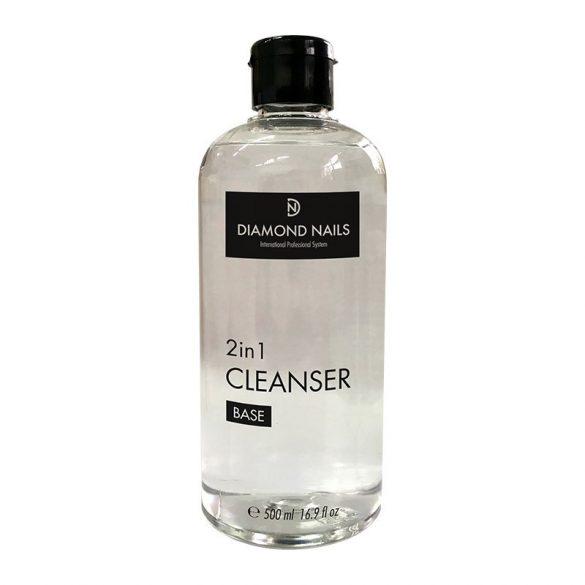 UV Gel Cleanser 500ml - Fragrance free