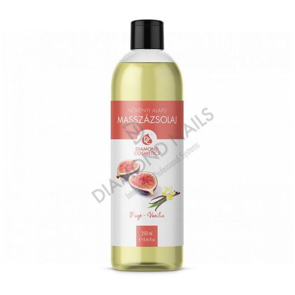 Massage Oil - Fig & Vanilla (250 ml)