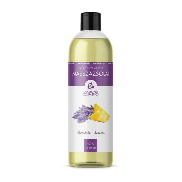 Massage Oil - Lavender & Pineapple 250ml