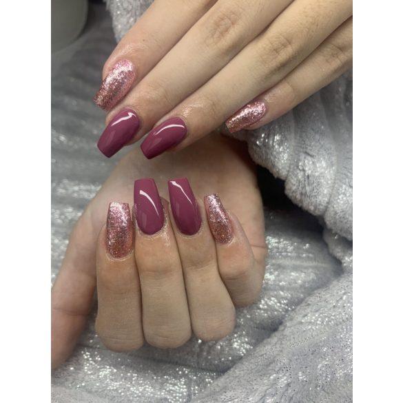 Gel Nail Polish - DN252 - Red Grape
