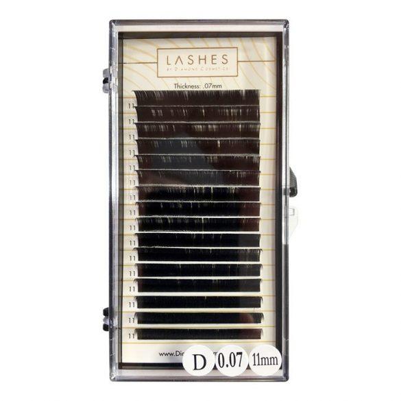Volume Lash Extensions (11mm - 0,07)