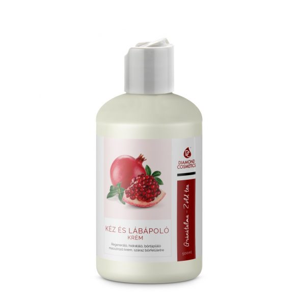 Pomegranate fragranted Hand and foot cream - 500ml