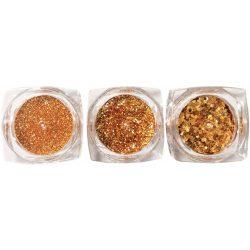 Glitter Powder - Nail Art Flitter - Gold