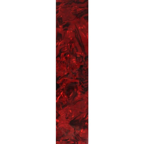 Shell strip - red