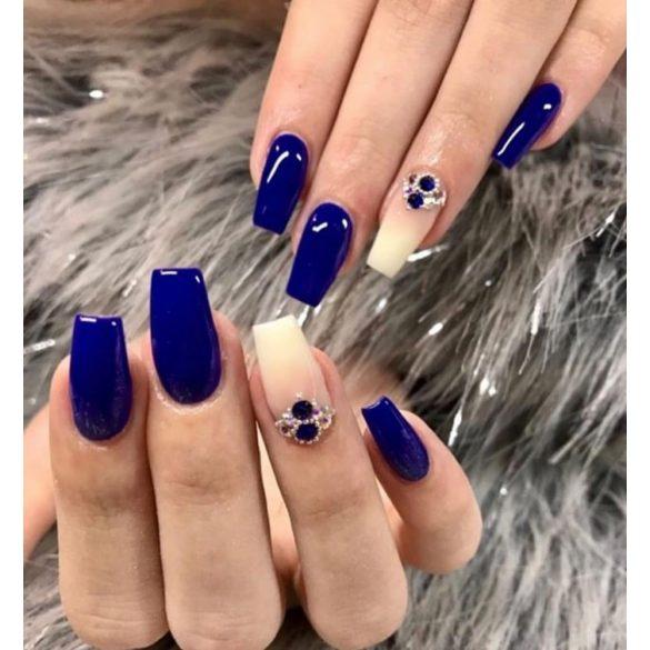 Gel Nail Polish - DN001 - Royal Blue
