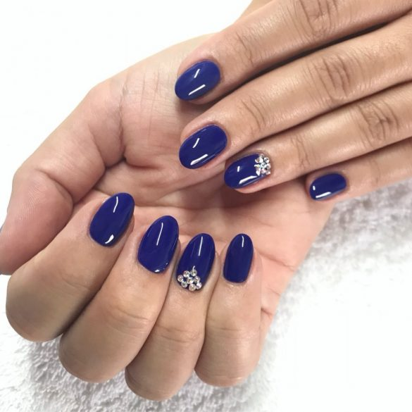 Gel Nail Polish - DN001 - Royal Blue