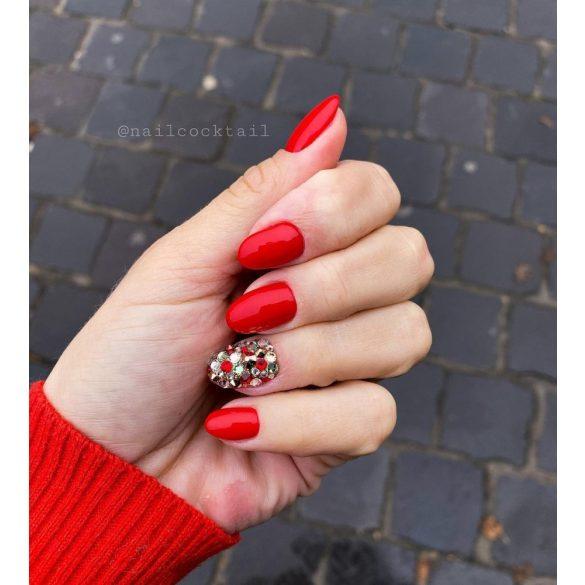Gel Nail Polish - DN003 - Ferrari Red