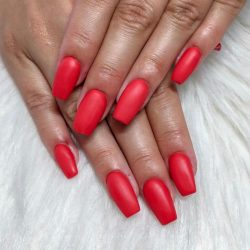 Gel Nail Polish - DN006 - Tomato
