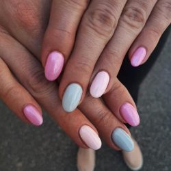 Gel Nail Polish - DN010 - Barbie Pink
