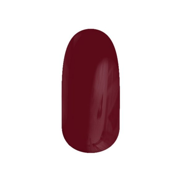 Gel Nail Polish - DN012 - Purple Burgundy