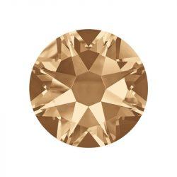 Swarovski Golden Rhinestones 20 pcs