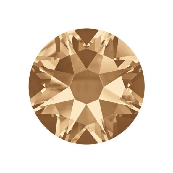 Swarovski Rhinestones 50pcs - Gold