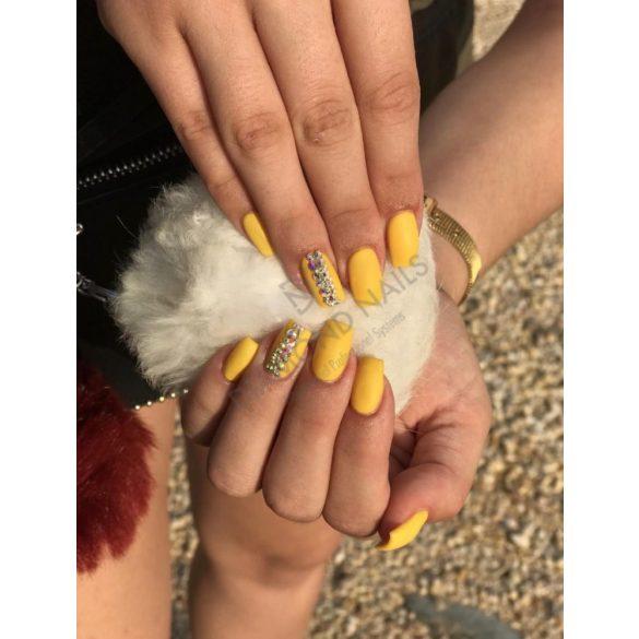 Gel Nail Polish - DN017 - Yellow Sun