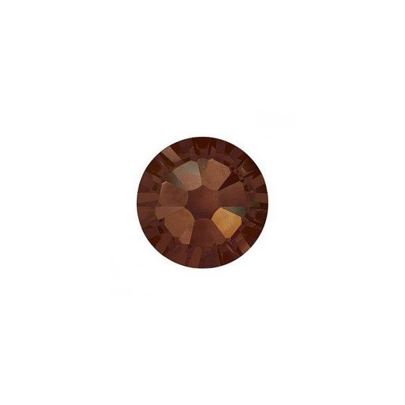 Swarovski Rhinestones 50pcs - Brown