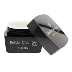 Builder Clear Fibre Glass Gel - 50 g