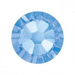 Swarovski Light Blue Rhinestones 50pcs