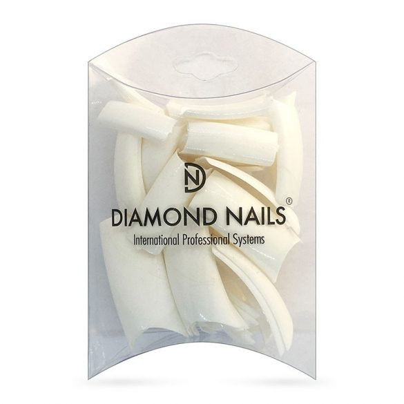 French White Tip Mixed Sizes - 50pieces