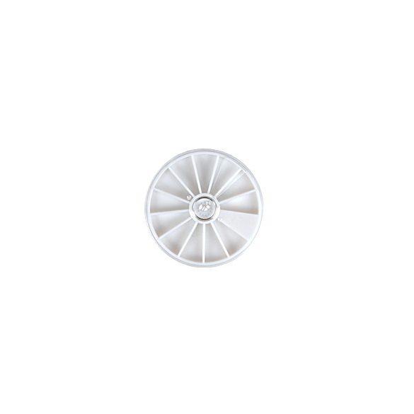 Empty nail art wheel box