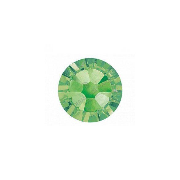 Swarovski Light Green Rhinestones 20pcs