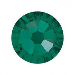 Swarovski Rhinestones 20pcs - Dark Green