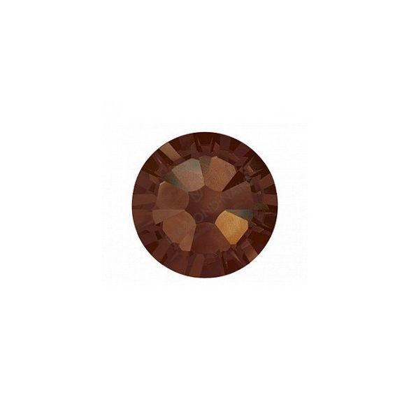 Swarovski Rhinestones SS5 Dark Brown - 100pcs