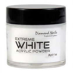 Acrylic Powder Extra White - 28gr