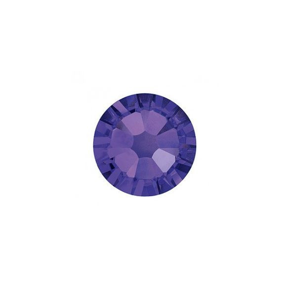 Swarovski Rhinestones 20pcs - Dark Purple