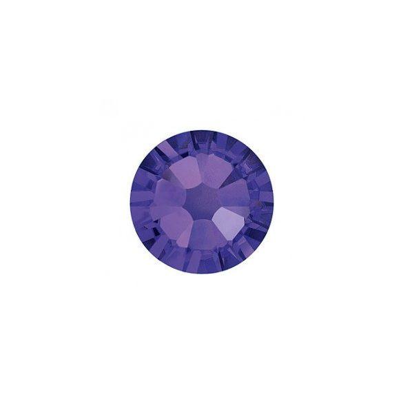 Swarovski Rhinestones 50pcs - Dark Purple