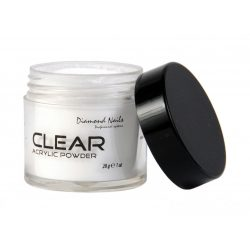 Acrylic Powder Clear - 28gr