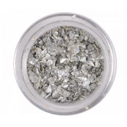 Crushed Shell - Silver