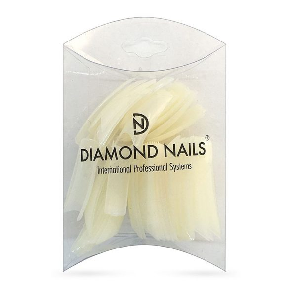 Competition Tip Natural Mixed size - 50pcs