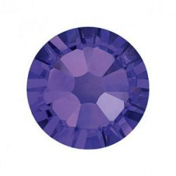 Swarovski Rhinestones SS10 Dark Purple - 100pcs