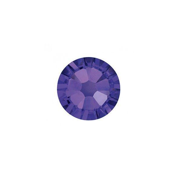 Swarovski Rhinestones SS10 Dark Purple - 100pcs
