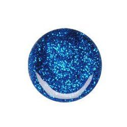 Colour Gel- Blue Glitter #074