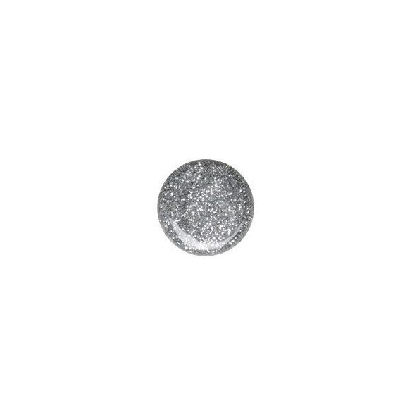 Colour Gel- Silver Glitter #077