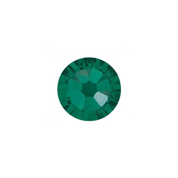 Swarovski Rhinestones SS10 Dark Green - 100pcs