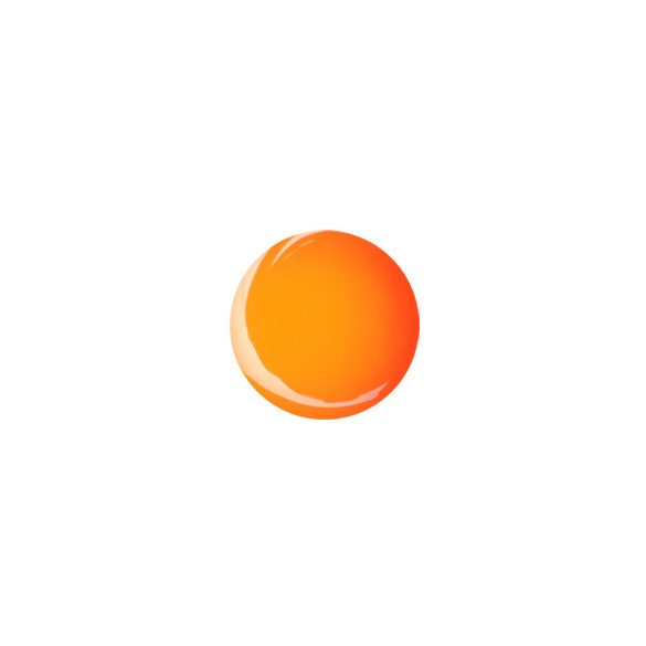 Neon Orange Color Gel 5g #052