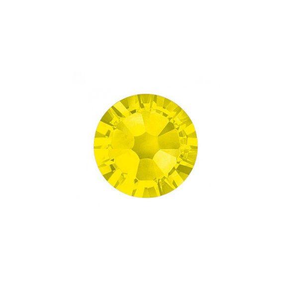 Swarovski Rhinestones SS10 Lemon - 100pcs